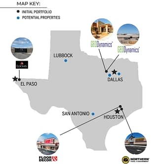 BV Archway Property Map